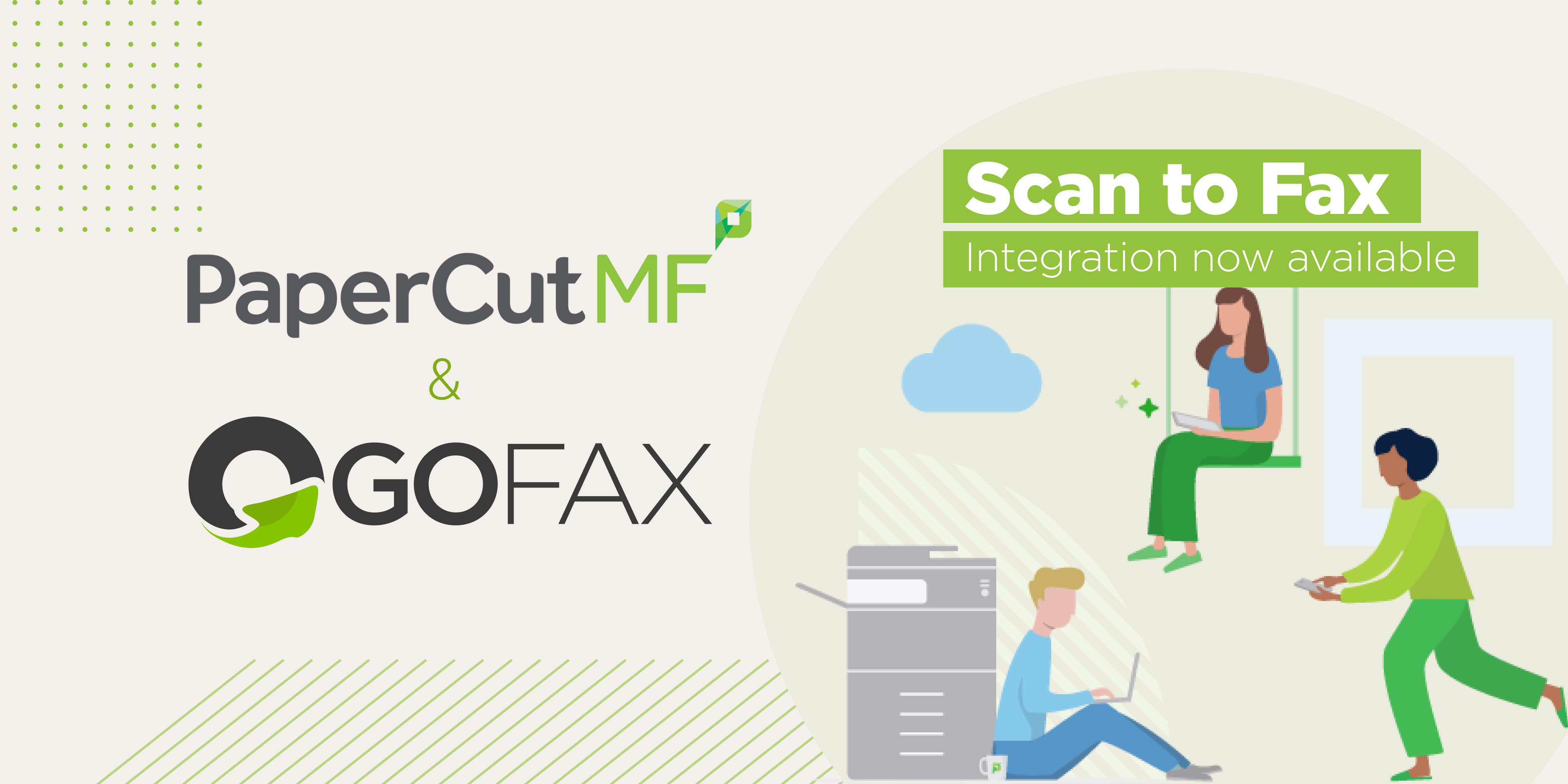 gofax-papercut-partnership